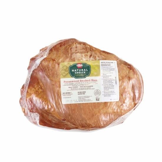 Pecanwood Smoked Flank Ham
