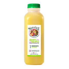 Orange Pineapple Juice image