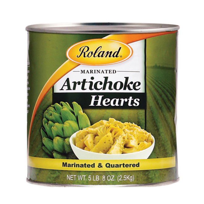 Artichoke Hearts - Marinated & Quartered